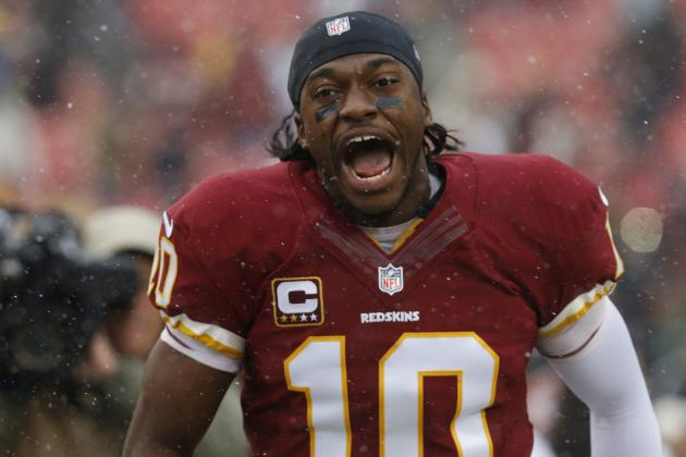 RG3's Career in Danger of Being Derailed by Washington's Front Office Circus