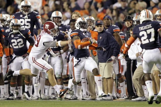Alabama Football: Could 2013 Iron Bowl Fuel Another Title Run Like 2010?