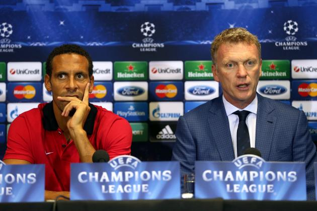 Is This the End for Rio Ferdinand at Manchester United?