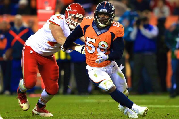 How to Fix the Denver Broncos' Defense