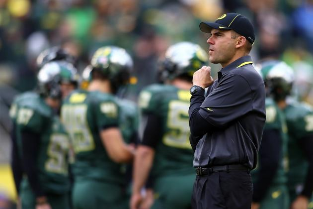 Oregon football what could the ducks have done for Christian helfrich