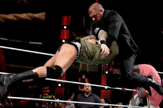 Triple H Attacking Randy Orton Was Idiotic and Selfish