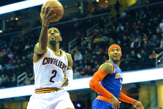 New York Knicks vs. Cleveland Cavaliers: Live Score and Analysis