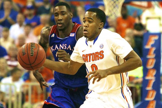 Kansas vs. Florida: Live Score, Updates and Analysis