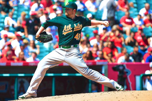 Grading the Brett Anderson Trade for Oakland A's, Colorado Rockies