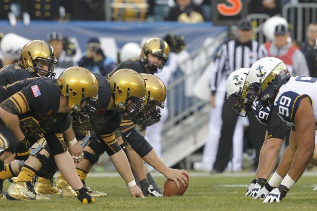 Why College Football Fans Should Still Care About the Army vs. Navy Rivalry