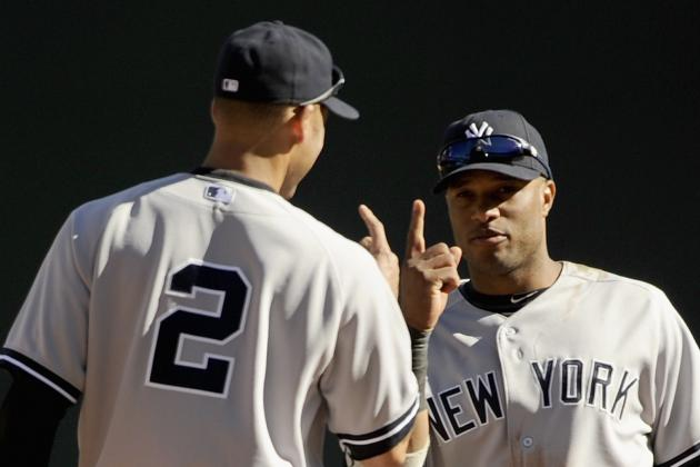 Derek Jeter: 'I Would've Liked to Have Played with (Cano) Longer'