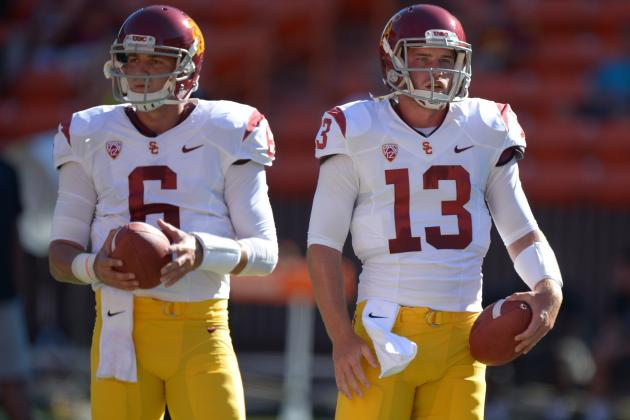 USC Football: Is Max Wittek's Decision Not to Transfer the Right Choice?