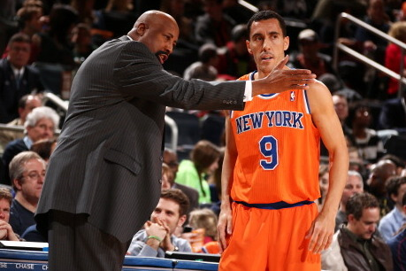Knicks May Be Missing the Point with Pablo Prigioni