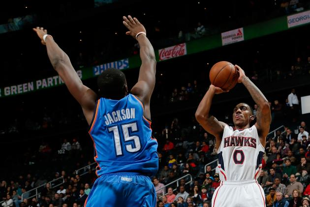 Poor Shooting Dooms Atlanta Hawks in 101-92 Loss to Oklahoma City Thunder