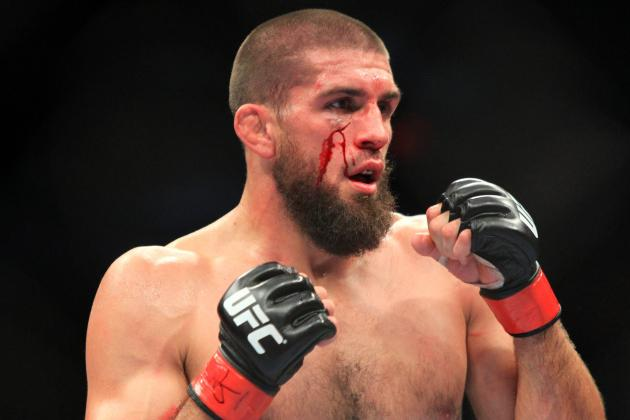 UFC on Fox 9: It's One Step at a Time for the Resilient Court McGee
