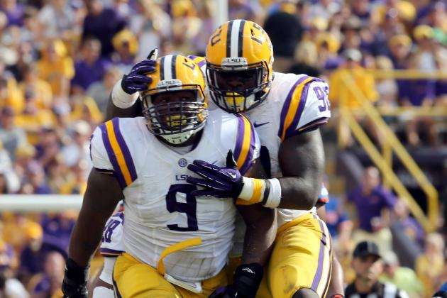 LSU DT Ego Ferguson Deserved All-SEC Recognition over Anthony Johnson
