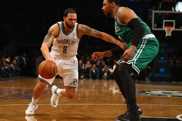 Deron Williams Returns to Score 25 Points as Nets Top Celtics