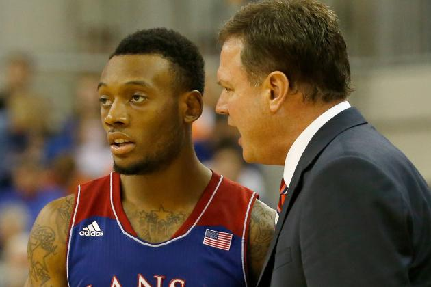 Gator Bait: KU Basketball Chomped, 67-61, by No. 19 Florida