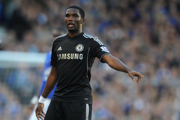Chelsea Transfer Rumours: Samuel Eto'o Ready for MLS Switch