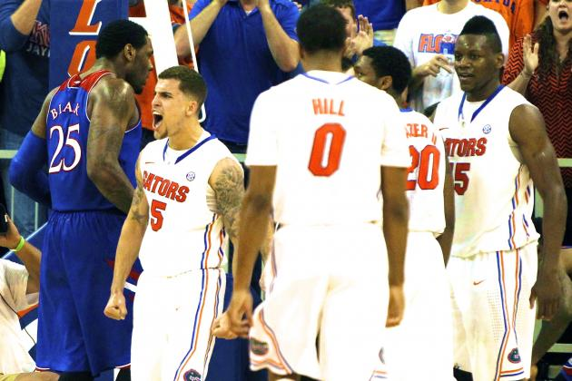 Is Win over Kansas the Start of Florida's Coming-out Party?