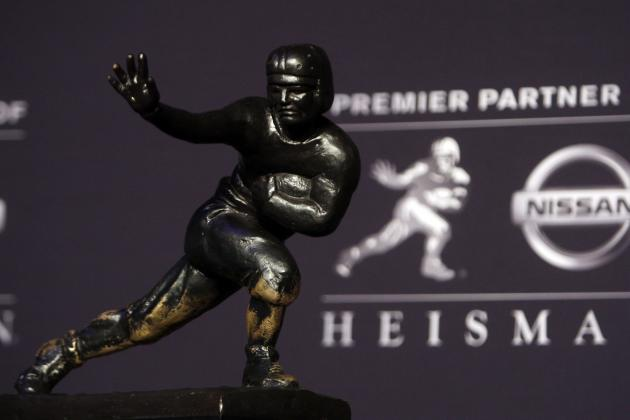 Heisman Trophy 2013: Bleacher Report's Voter Survey