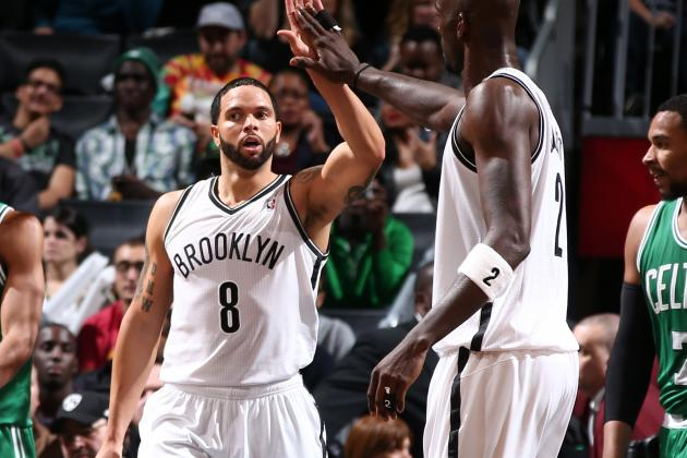 D-Will Comes Back in Big Way to Save Nets