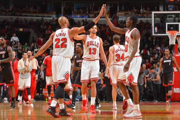Why You Can't Count the Chicago Bulls Out Come Playoff Time