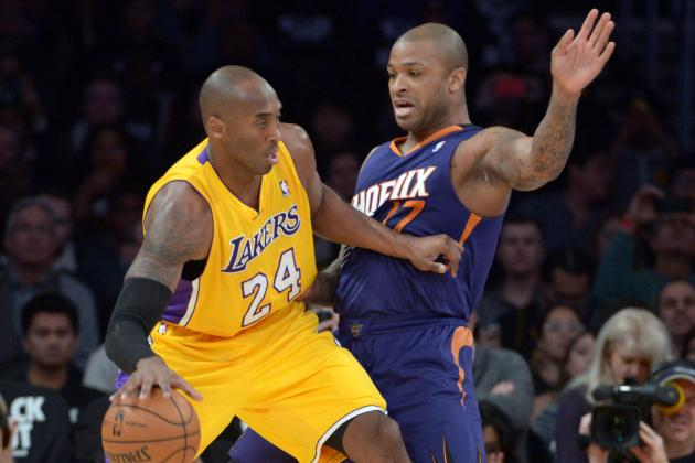 Phoenix Suns vs. Los Angeles Lakers: Grading the Lakers' Performance