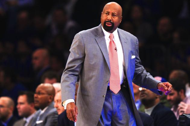 Knicks Brass Should No Longer Tolerate Mike Woodson's Negligence