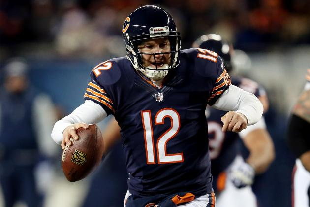 Why Chicago Bears Must Stick with Josh McCown at Quarterback