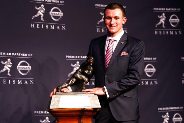 Heisman Trophy 2013: Bleacher Report's Voter Survey