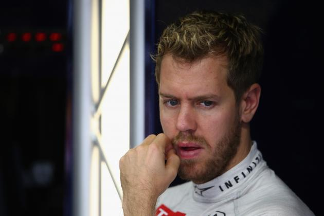 Sebastian Vettel Slams New Formula 1 Points Rule, Says Drivers Are 'Horrified'