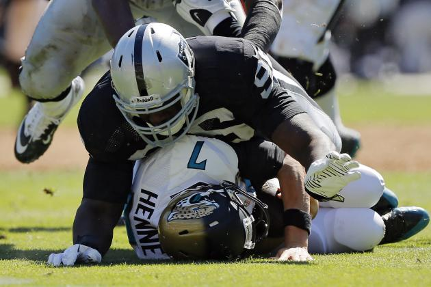 Raiders: Lack of Pass Rush Plays Big Role in Defensive Demise