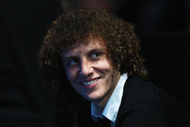 David Luiz and Chelsea Reportedly Set for Huge Barcelona Transfer Bid