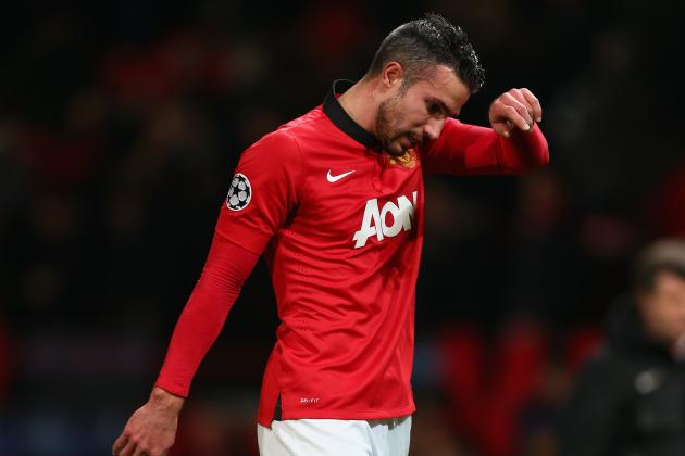 Rumors of Robin Van Persie Leaving Manchester United Should Not Be Taken Lightly