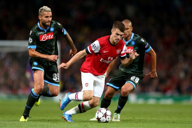 Arsenal, Napoli or Dortmund? Champions League Group F Permutations and Previews