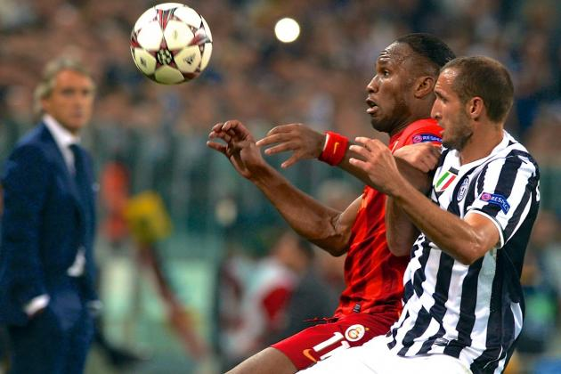 Galatasaray vs. Juventus: Champions League Live Score, Highlights, Recap