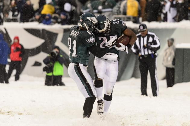 LeSean McCoy's Career Season Has Been a Team Effort