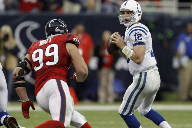 Houston Texans vs. Indianapolis Colts: Spread Analysis and Pick Prediction