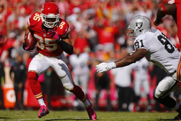 Kansas City Chiefs vs. Oakland Raiders: Betting Odds, Analysis, Pick Prediction