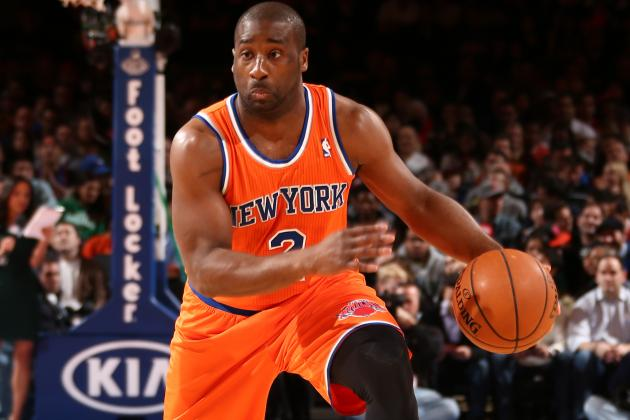 Raymond Felton Injury: Updates on Knicks PG's Groin and Return