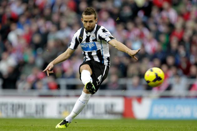 Why Yohan Cabaye Would Be Smart to Stay at Newcastle United
