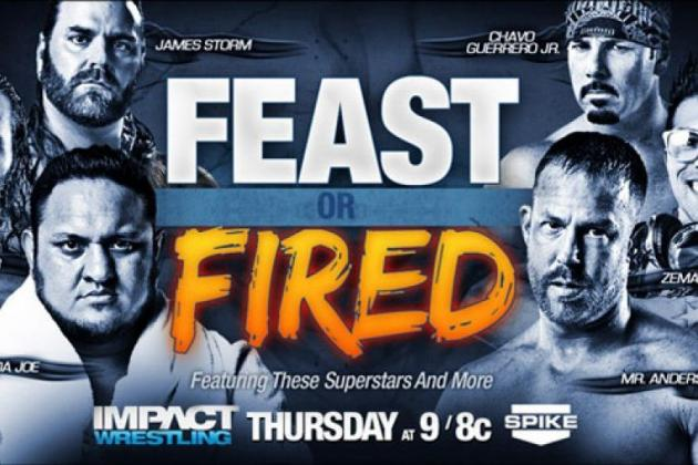 TNA Impact Wrestling: Complete Preview, Rumors, News and More for December 12