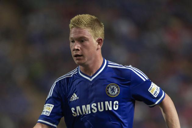 Chelsea's Kevin De Bruyne Chased by Borussia Dortmund, Agent Hints at Leverkusen