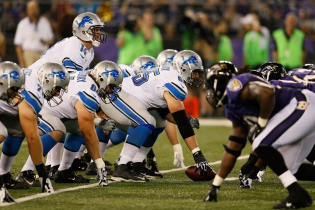 Baltimore Ravens vs. Detroit Lions: Betting Odds, Monday Night Football Pick