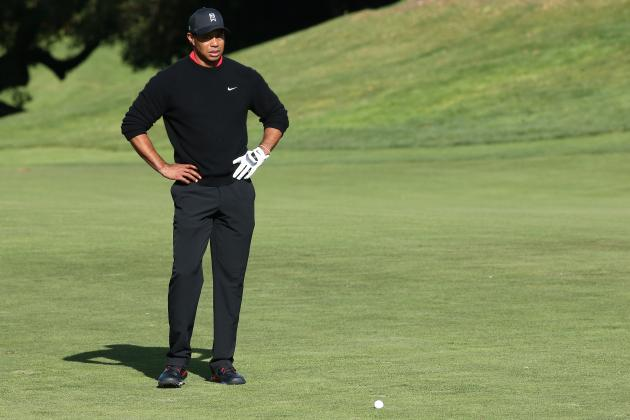 Tiger Woods' Performance Last Sunday Was Exactly What We Should Have Expected