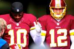Report: RGIII 'Extremely Angry' About Benching