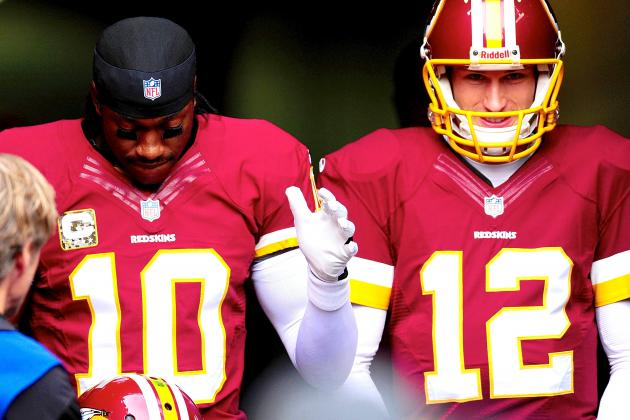 Updates on Robert Griffin III Being Benched for Kirk Cousins