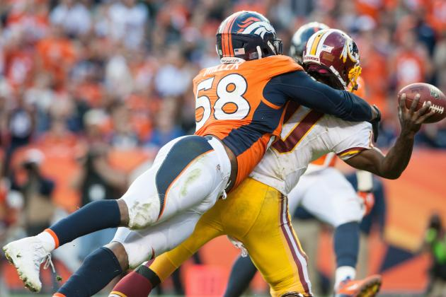 Denver Broncos: Can the Defense Return to Its 2012 Form?