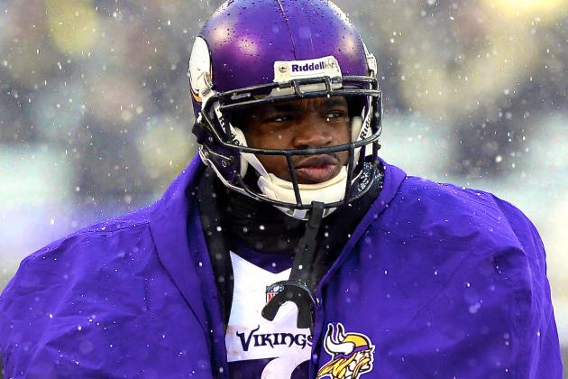 Minnesota Vikings Should Play It Safe, Shut Down Adrian Peterson
