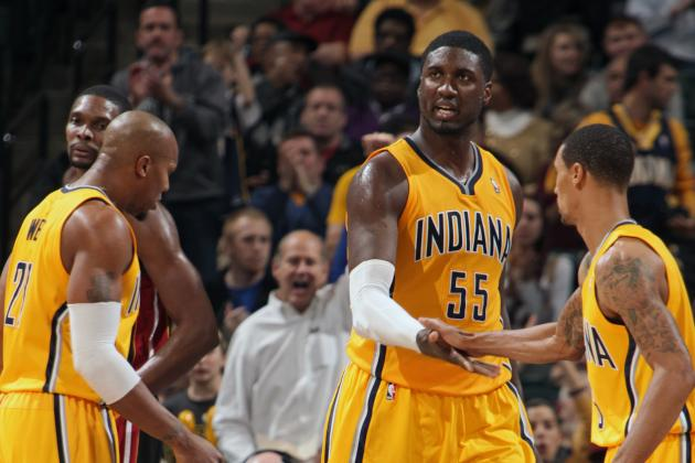Indiana Pacers Prove They're a Serious Threat to Miami Heat's Title