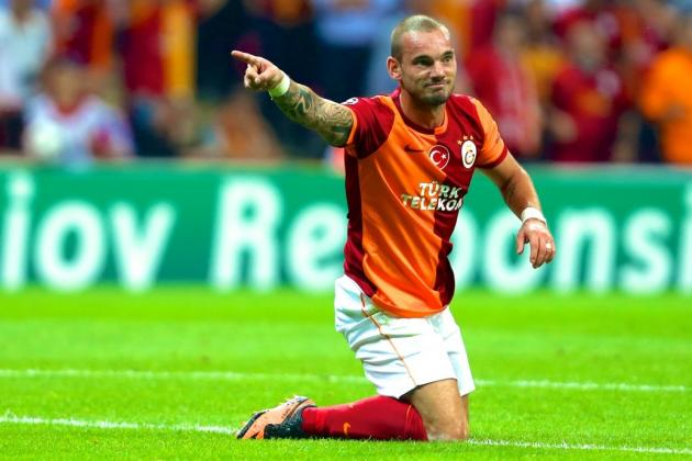 GIF: Galatasaray Score in 85th Minute, Eliminate Juventus from Champions League