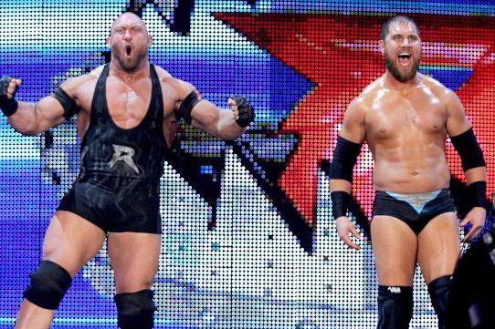 Curtis Axel's Pairing with Ryback Has Declared Career Failures