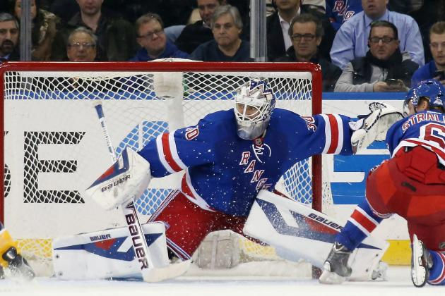 Lundqvist: 'It Can Only Go Up' for Rangers